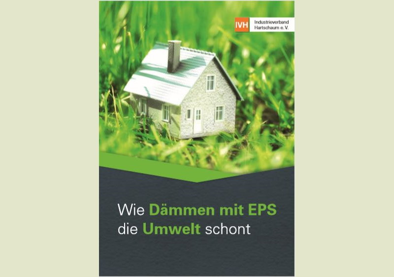 Wie Dämmen mit EPS die Umwelt schont