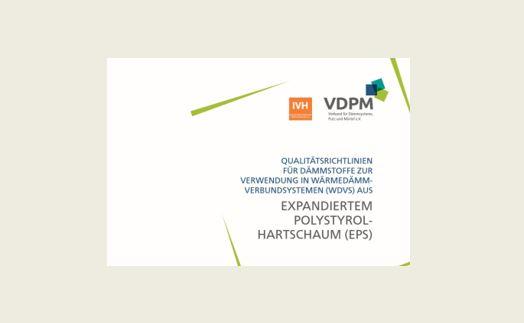 Neue Qualitätsrichtlinie für EPS-Dämmstoffe in Wärmedämmverbundsystemen (WDVS)